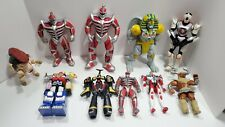Mighty Morphin Power Rangers Evil Space Aliens  Lot of 10 Bandai