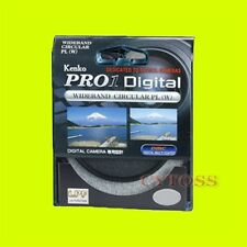 KENKO 58mm PRO1 Digital Circular PL Polarizing Filter Polarizer PRO1D CPL 58