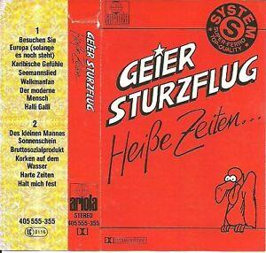 MC / GEIER STURZFLUG / SELTEN /