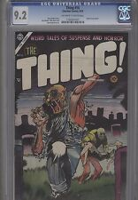 The Thing #16 September 1954 CGC 9.2