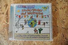 Die 30 besten Kinderlieder auf Weltreise LAMP&LEUTE 1 Audio-CD