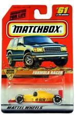 1998 Matchbox #61 Motor Sports Formula Racer
