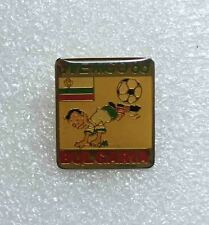 football soccer pin FIFA WORLD CUP MEXICO 1986 BULGARIA official pin rare