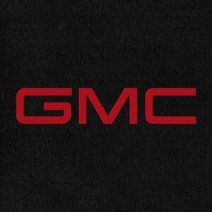 Lloyd Mats Velourtex Black Front Floor Mats For GMC 2011-2018