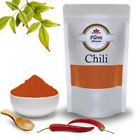 200g Chili Pulver gemahlen Cayenne Pfeffer Chilipulver Top Qualitat Premium Line