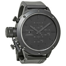 U-Boat Classico Chronograph Automatic Black Dial Mens Watch 2082