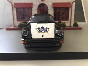 Franklin Mint 1988 Porsche 911 FOP  LE 999 A635 1:24 MIB RARE Complete