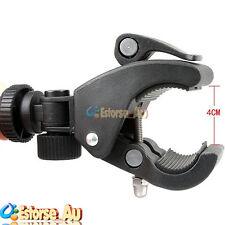 Adjustable Bike Bicycle Handlebar Mount Clamp Bracket Tripod For DSLR Camera DV