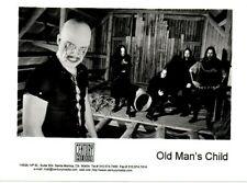 Old Man'S Child Band Promo Photo Born of the Flickering Pagan Prosperity Galder