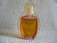 Miniature de Parfum : Christian Breton - Athéna