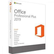 Microsoft Office 2019 Professional Plus - No Office 2016 (Licenza a Vita)
