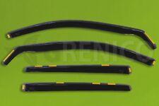 NISSAN X-TRAIL III T32 5-portes 2014-présent Deflecteurs de vent 4-pièces HEKO