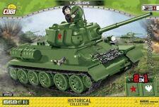 COBI  T 34 / 85  / 2542  /  668   blocks  WWII  WoT  Soviet  tank