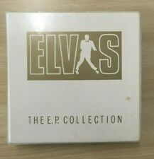 Elvis Presley: EP Collection (11 Vinyl singles) LIMITED EDITION