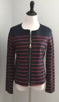 NWOT!! Tommy Hilfiger Navy Stripe Nautical Blazer