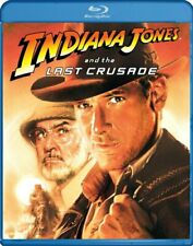 Indiana Jones And The Last Crusade (Dvd,1989)
