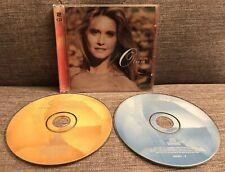 OLIVIA - THE SINGLES CD OLIVIA NEWTON JOHN Australasian Tour Souvenir FESTIVAL