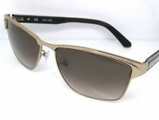 POLICE mozzafiato Cool Occhiali da sole S8851 8FF Gold Brown Shades FASHION Accessory