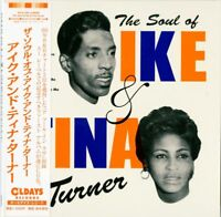 IKE & TINA TURNER-THE SOUL OF IKE & TINA TURNER-JAPAN MINI LP CD BONUS TRACK C94