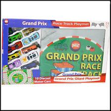Kids Auto da corsa giocattoli GRAND PRIX 10 Diecast automobili 3+ anni Natale Ragazzi
