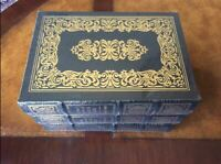 Easton Press COMPLETE SHERLOCK HOLMES 3 VOLUMES SEALED