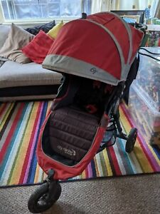 Baby Jogger City Mini GT With Rain Cover