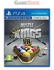 HUSTLE KINGS VR (PSVR) - PLAYSTATION PS4 BRAND NEW FREE DELIVERY