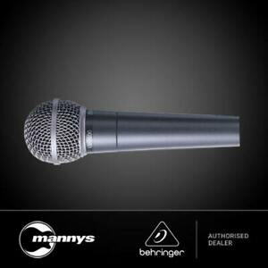 Behringer Ultravoice XM8500 Dynamic Cardioid Vocal Mic