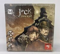Mr. Jack Pocket Game Hurrican Edition SA Made in Poland (2017) Sealed