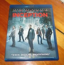 Inception (Bluray /DVD, 2010) (3 disc set) no digital copy - very good condition
