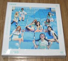 TWICE PAGE TWO 2nd Mini Album MINT Ver. CD + PHOTOCARD SEALED