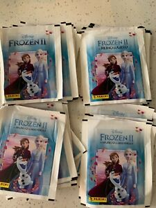 Panini Disney Frozen 2 Stickers Story Collection: 29 sealed packs