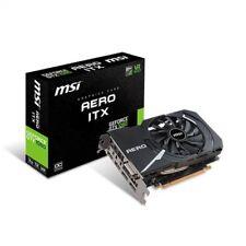 Tarjeta Gráfica MSI GTX 1060 Aero Itx 3GB OC GDDR5