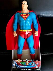 DC Comics™ ORIGINALS Jakks Pacific SUPERMAN (The Man of Steel) BIG FIGS Figure