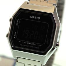 Nicht wasserbeständige rechteckige Armbanduhren mit Glanz-Finish