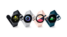 Samsung Galaxy Watch Active 2019 SM-R500 4GB (Bluetooth 4.2) Smartwatch NEW