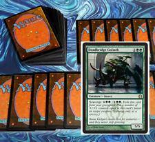 mtg GREEN GRAVEYARD DECK Magic the Gathering rare 60 cards + primal command
