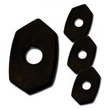 Adapter Platten für Montage von LED Mini Blinker an Kawasaki Z 800 Z 1000 ER-6