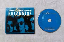 "CD AUDIO MUSIQUE / STING & THE POLICE ""ROXANNE '97 (PUFF DADDY REMIX) 1997 ROCK"