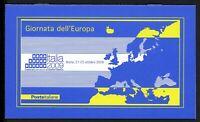 Italien Markenheft mit MiNr. 3348-52 postfrisch MNH (O303