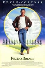 FIELD OF DREAMS ROLLED MOVIE POSTER KEVIN COSTNER CHICAGO WHITE SOX BASEBALL