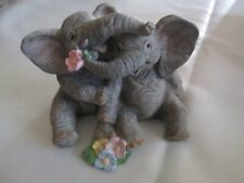 "Lenox Elephant Sweethearts Figurine*2004*3 1/2"" Tall X 4 1/4"" Wide*New In Box*"