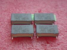 8 pcs  0,1uF 250V~ MKP X2 HJC Entstörkondensator RM15 Capacitor 40/110/56 NEU