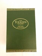 J.R.R Tolkien - The Hobbit & Lord of the Rings Box Set -Ted Smart