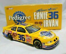 NASCAR Diecast 1:24 Ernie Irvan #36 M&M/Pedigree 1999 Pontiac