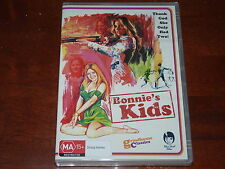 Bonnie's Kids - DVD Arthur Marks R4 Cult Arthouse Tiffany Bolling