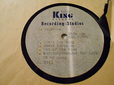 JAMES BROWN   rare acetate for show FOR SHOW  TIME ,TRANSCO vg,vg+