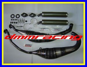 Marmitte Complete GIANNELLI APRILIA RS 250 '94>'03 Silenziatori Espansioni RS250