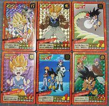 Dragon Ball Power Level Part 17 prism set #28989