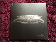 Blancpain Watch Catalogue 2019 - UK Issue - RARE
